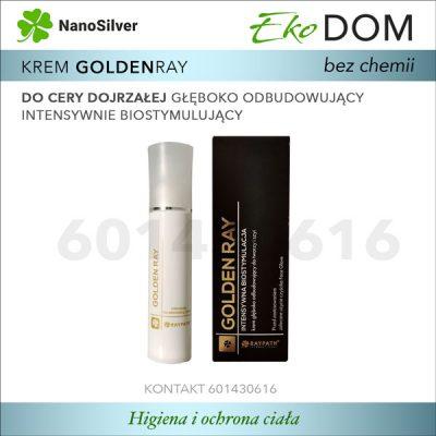 GoldenRay krem regenerujący antyzmarszczkowy