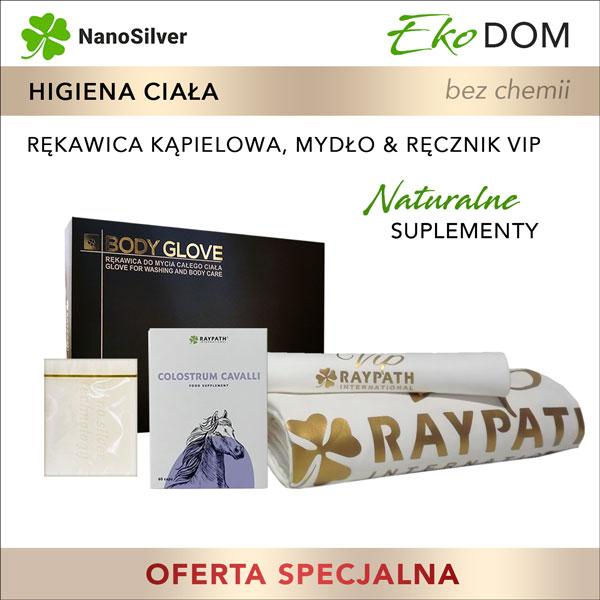 raypath Zestaw kosmetyczny i suplement diety