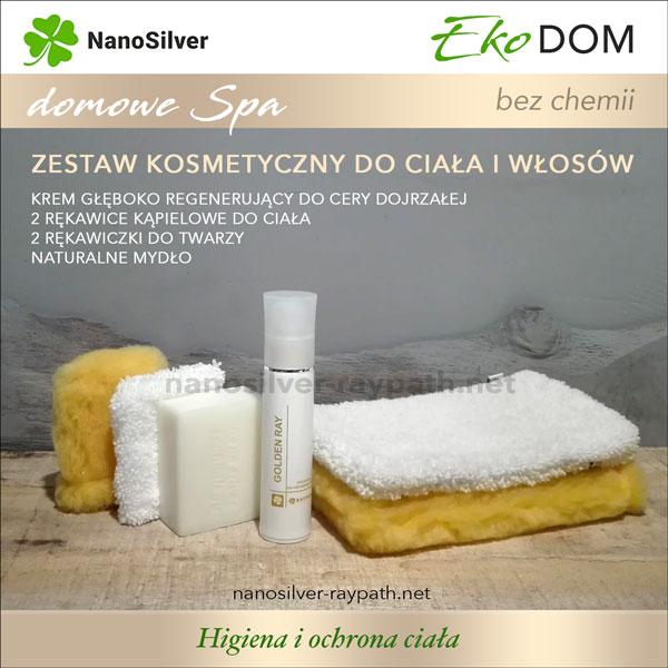 ekologiczne kosmetyki z nanosrebrem raypath spa